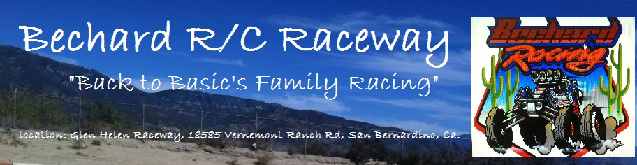 Bechard RC Race Logo